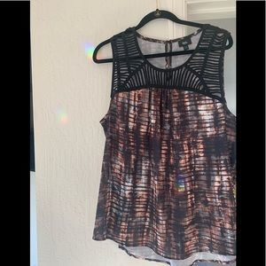 Xxl Mossimo blouse (terrific used condition)